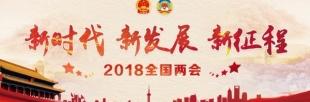 新时代新发展新征程-2018全国两会